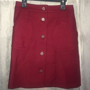 Kate Spade pocket skirt!